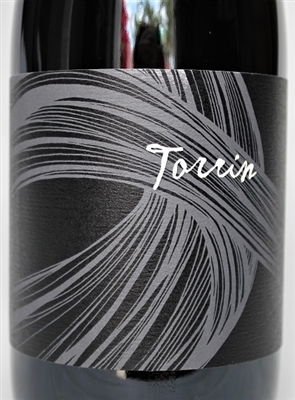 750ml bottle of 2013 Torrin Tsundere red blend of Syrah Grenahce Cabernet Sauvignon and Tannat from the Willow Creek District AVA of Paso Robles California