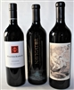 Three 750ml bottles of wine for $98 on the Signature Tasting Trio including Halter Ranch Synthesis red, Navigator Cabernet Sauvignon, and Turtle Rock G2 Syrah from Paso Robles California.