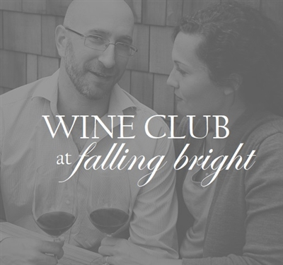 The Wine Club at Falling Bright is a quarterly subscription to our Signature Tasting Trio.