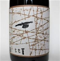 750ml bottle of 2014 The Third Twin Graciano by Sine Qua Non winemaker Manfred Krankl of Los Alamos Santa Barbara County California