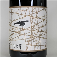 750ml bottle of 2015 The Third Twin Graciano by Sine Qua Non winemaker Manfred Krankl of Los Alamos Santa Barbara County California