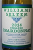 750ml bottle of 2014 Williams Selyem Unoaked Chardonnay