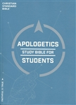 The Apologetics Study Bible for Students