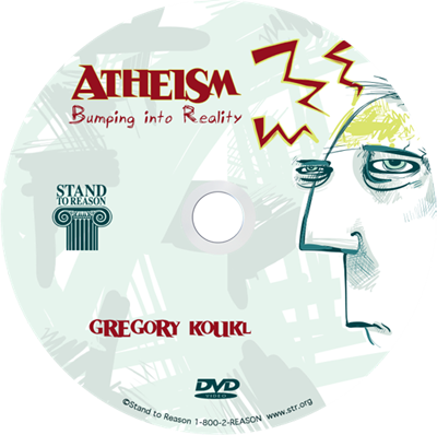 Atheism: Bumping into Reality - CD Audio