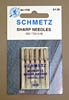 Schmetz Sewing Needles, 60/8