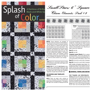 Splash of Color and Charm Elements Pack #9