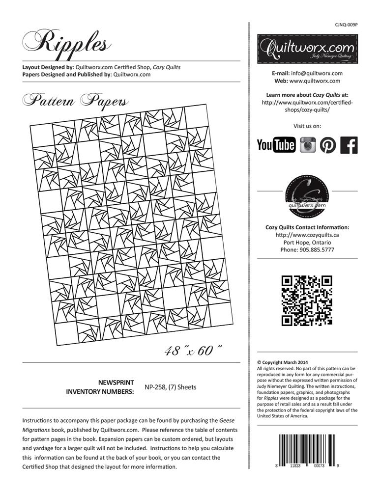 Ripples : cozy quilts port hope - Adamdwight.com