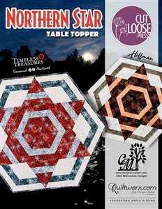 Cut Loose Press Northern Star and Charm Elements Pack #14