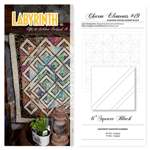 Cut Loose Press Labyrinth and Charm Elements Pack #19