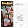 Cut Loose Press Wicker Basket and Charm Elements Pack #17