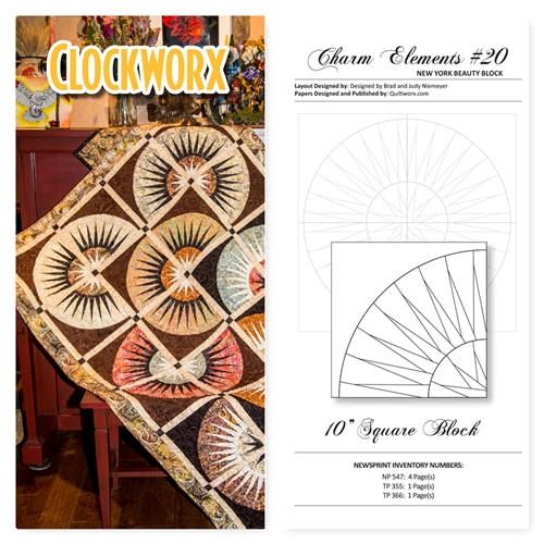 Cut Loose Press Clockworx and Charm Elements Pack #20
