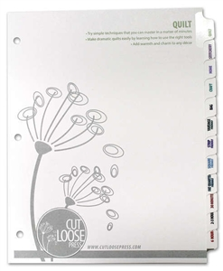 Cut Loose Press Binder Tabs