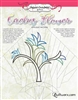 Cactus Flower Embroidery Pattern - Digital Download