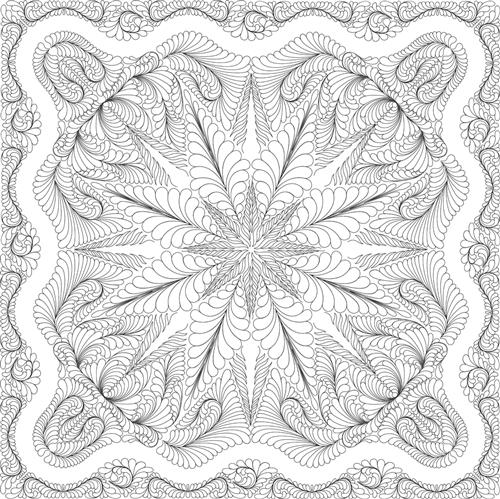 Vintage Quilting Patterns 17