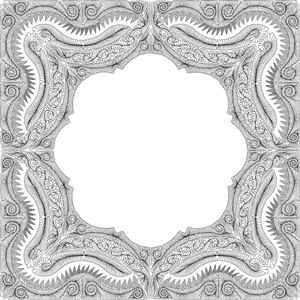 Quiltworx Fire Island Hosta Queen Digital Design #3
