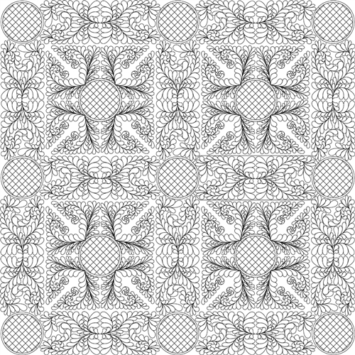 Southern Belles Quilting Pattern