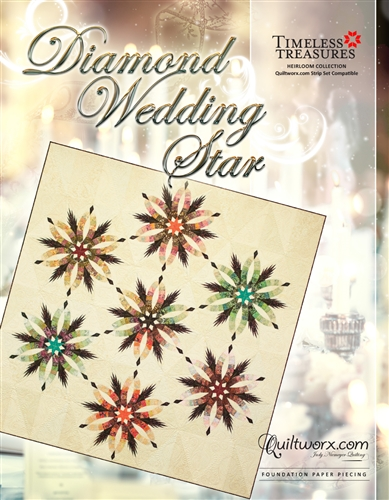 Diamond Wedding Star