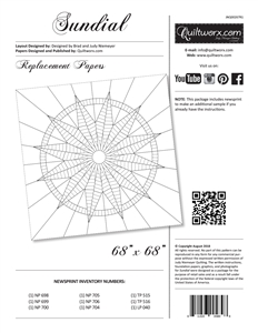Sundial Replacement Papers