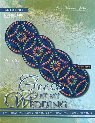 Geese at My Wedding Tablerunner