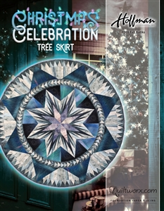 Christmas Celebration Tree Skirt 2014
