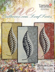 One ~ Quiltworx.com Leaf Series