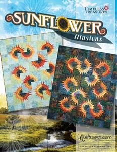 Sunflower Illusions 2015