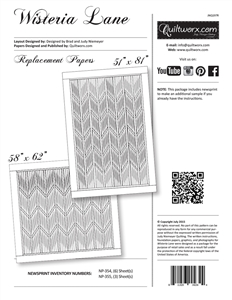 Wisteria Lane Replacement Papers
