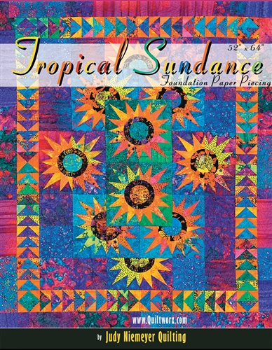 Tropical Sundance Basic Pattern