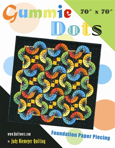 Gummie Dots Basic Pattern - DISCONTINUED