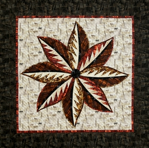 QS Eight Quiltworx.com Leaf Series