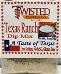 Texas Ranch Dip Mix