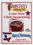 Lone Star Chili by Twisted Pepper