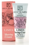 Trumper's Extract of Limes Soft Shaving Cream in Travel Size Tube 75g