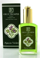 Trumper's Ajaccio Violets Cologne Glass Atomiser Bottle 50ml