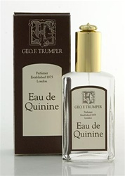 Trumper's Eau de Quinine Cologne in Glass Atomizer Bottle 50ml