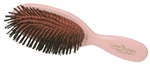 Mason Pearson Child's Pink Sensitive - Pure Boar Bristle Brush