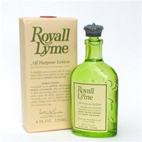 Royall Lyme All Purpose Lotion - Natural Spray 4oz