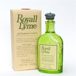 Royall Lyme All Purpose Lotion - Splash 8oz