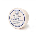 Taylor of Old Bond Street Almond Shaving Cream 150g Jar