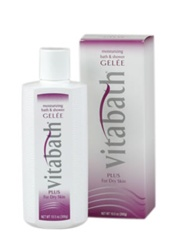 Vitabath 10.5oz Plus For Dry Skin Gelée