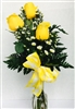 Triple Rose Arrangement St. Cloud Hospital, St Cloud Hospital Gift Shop