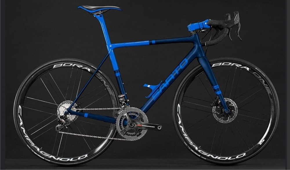 Sarto Seta Disc | 2018 | Frameset 4939 | Custom Build From POA | Sarto UK Stockist