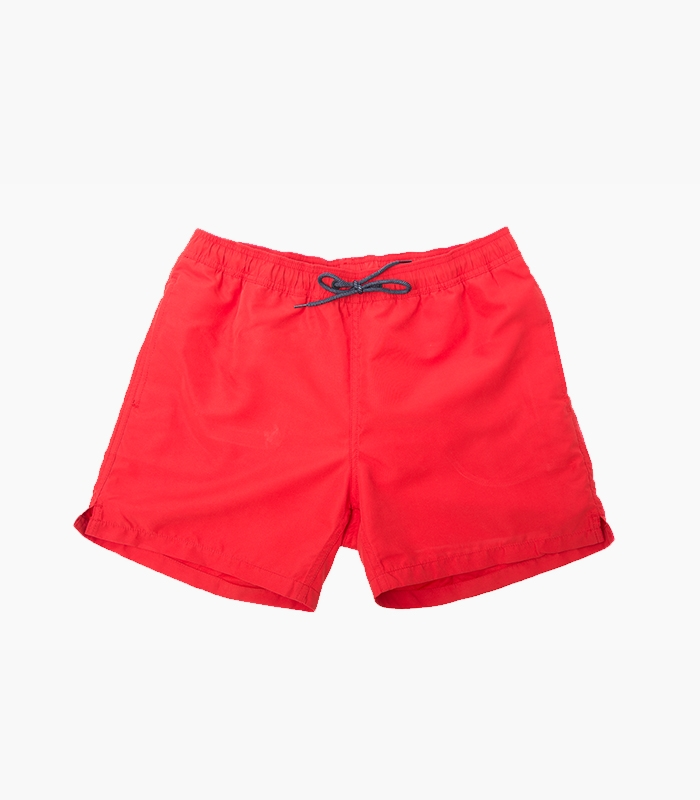 Red Sport Shorts