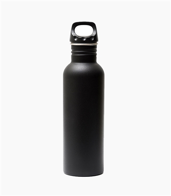 Black Water Bottle