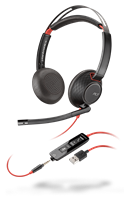 Plantronics C5210 Blackwire Headsets -NEW!