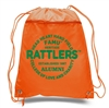 FAMU Alumni Swag Drawstring Backpack