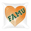 I Luv FAMU Decorative Pillow