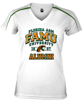 FAMU Alumni Women's Performance T-shirt
