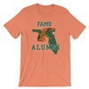 FAMU Unisex Soft Cotton Tee