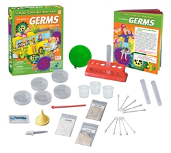 AWH-925-1123 The World of Germs
